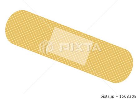 傷絆創膏のイラスト素材 - PIXTA