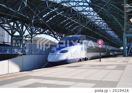天安牙山駅の写真素材 - PIXTA