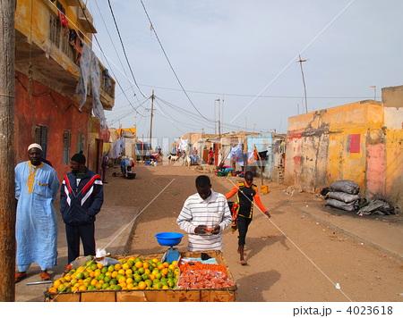 セネガル サンルイ州の写真素材 ...