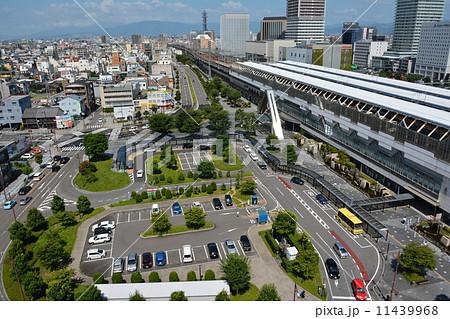 岐阜駅南口の写真素材 - PIXTA