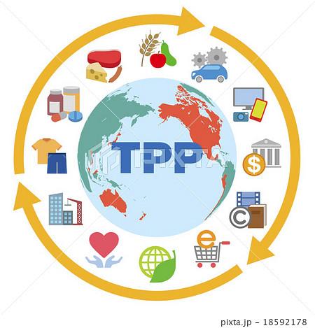 TPP 環太平洋 パートナーシップ ...