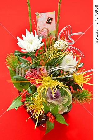 正月花の写真素材 Pixta