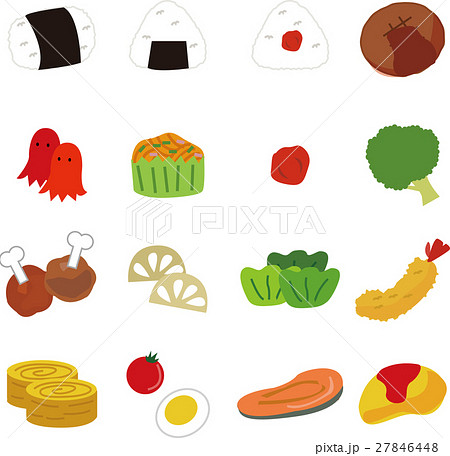 お弁当の食材セット
