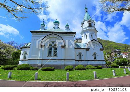 ロシア・ビザンチン建築様式の写...