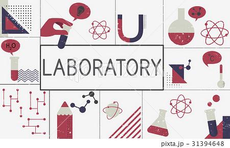 イラスト アイコン 生命 科学のイラスト素材 Pixta