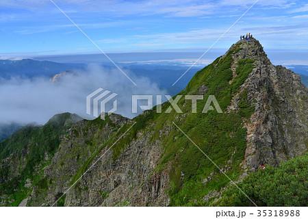 峻峰の写真素材 - PIXTA