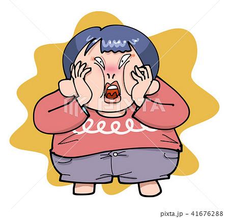 ムンクの叫びの写真素材 Pixta