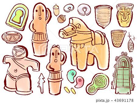 古墳時代の写真素材 - PIXTA